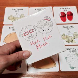 Hua Hee Match Card Game