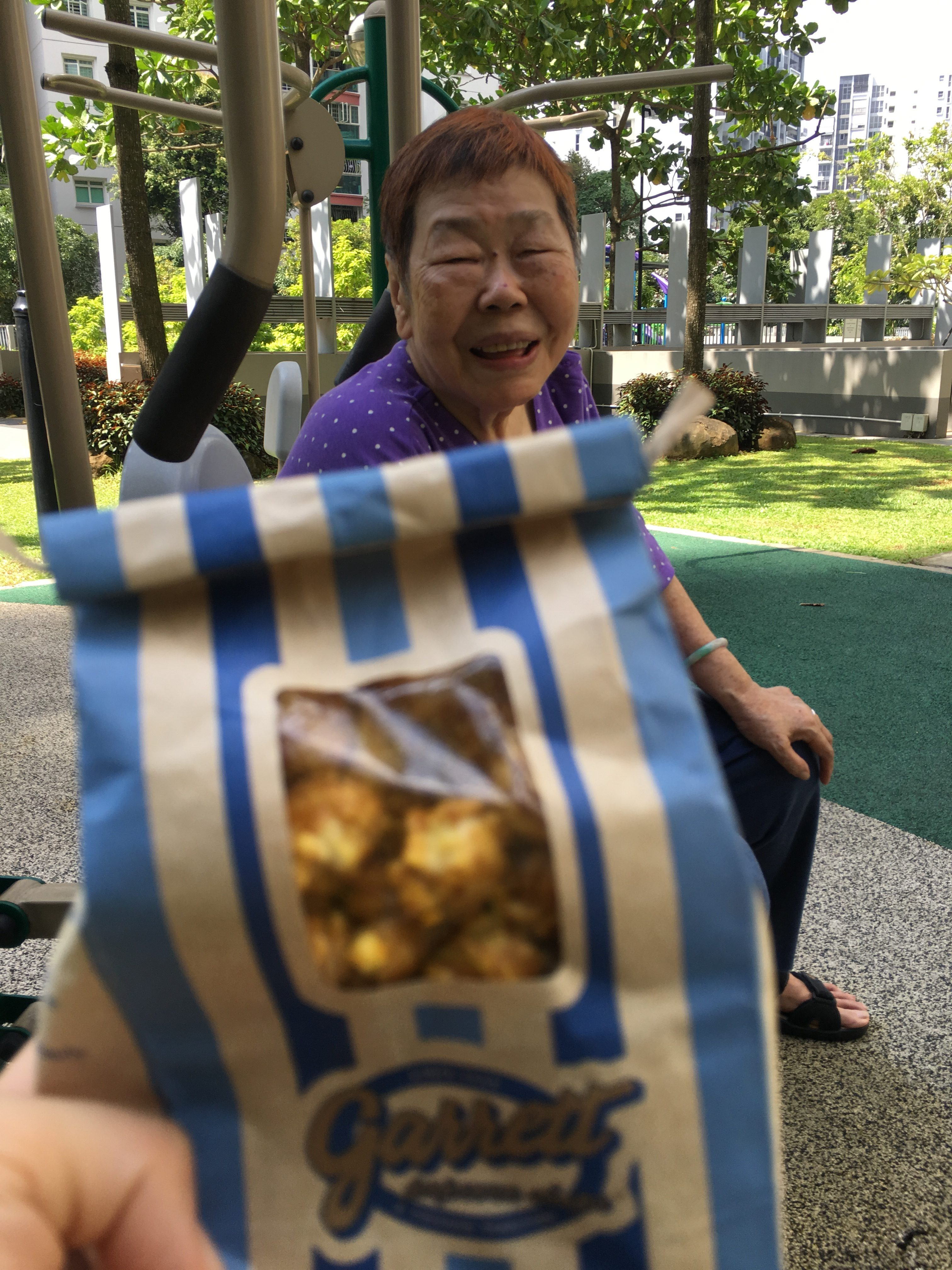 Sugar speeds up dementia. My grandma's experience with sugar and the effect on her memory and moods.