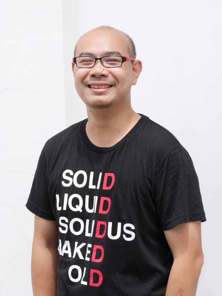 Tan Shao Han, Founder, Curious Chimeras