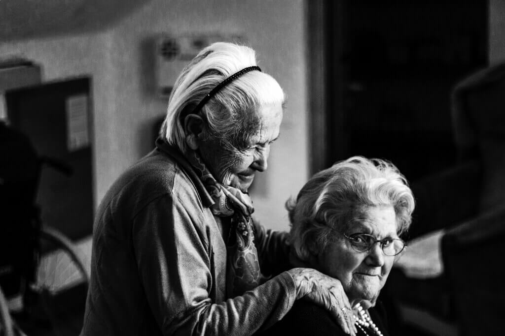 Study shows that happier seniors tend to show a decline in activities of daily living over time. Here are 17 activities to engage seniors