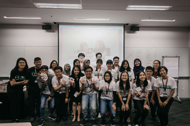Singapore University of Social Sciences Social Innovation Programme