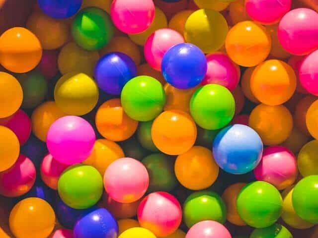 Group Activity for Seniors - Balloon Badminton